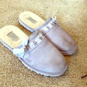 Lavender Ugg Slippers